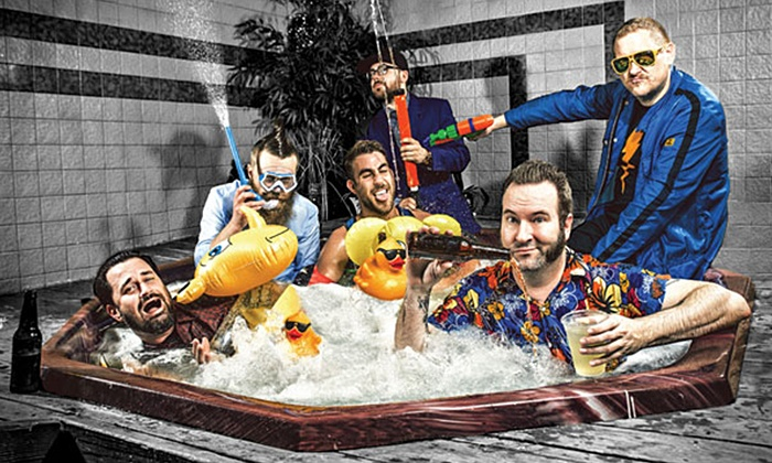 Reel Big Fish - The Paramount Theatre - Huntington: Reel Big Fish on February 1 at 8 p.m.