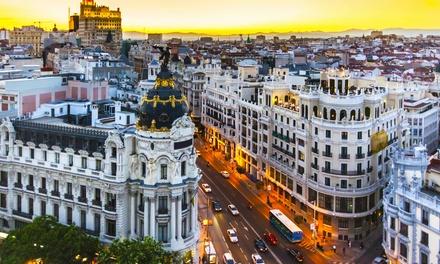 Hiszpania: 7 nocy z wynajÄ™ciem auta
