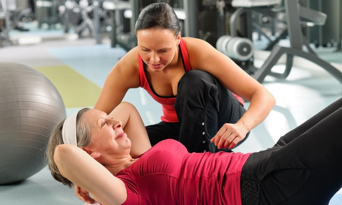 Liquori Fit Training - Pittsford: Two Personal Training Sessions with Diet and Weight-Loss Consultation from Liquori Fit Training (70% Off)