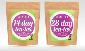 14 or 28-Days Slim Tea Supply
