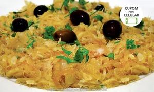 Tasca do Chef: Tasca do Chef – Edson Queiroz: almoço ou jantar com entrada e prato principal para 1, 2 ou 4 pessoas