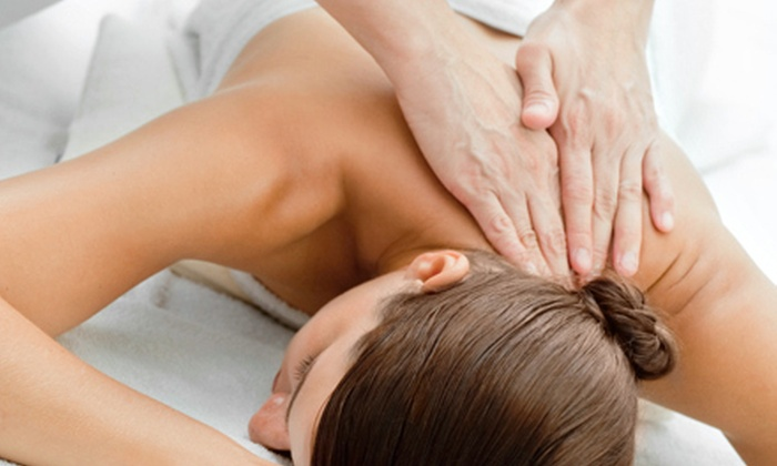 Back In Shape Massage Therapy - Courtyard Shops at Wellington: One or Three One-Hour Custom Massages at Back In Shape Massage Therapy (Up to 52% Off)