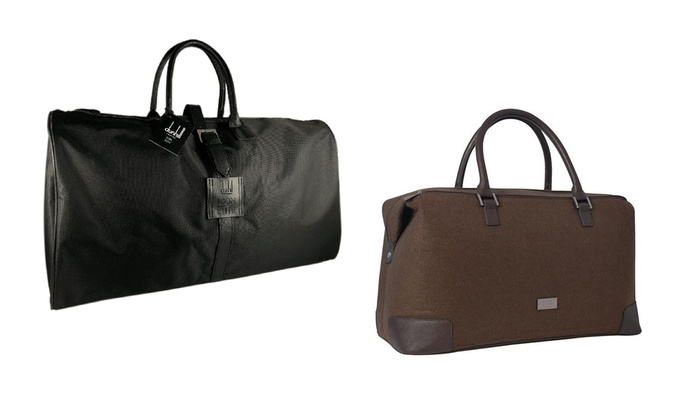 a1a97cf526 Hugo Boss or Dunhill Duffle Bags