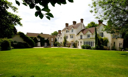 Hampshire: Up to 2 Nights with Dinner
