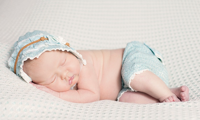 Shea Frame Photography - Boise: $49 for Newborn Photo Session with 25 Birth Announcements from Shea Frame Photography ($350 Value)