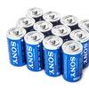 Sony Stamina Plus Alkaline C Batteries (12-Pack)