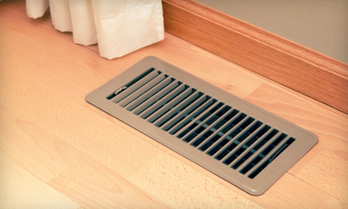 Smart Duct Cleaning - Los Angeles: Duct Cleaning for Unlimited Vents or Up to Eight Vents with Furnace Inspection from Smart Duct Cleaning (Up to 75% Off)