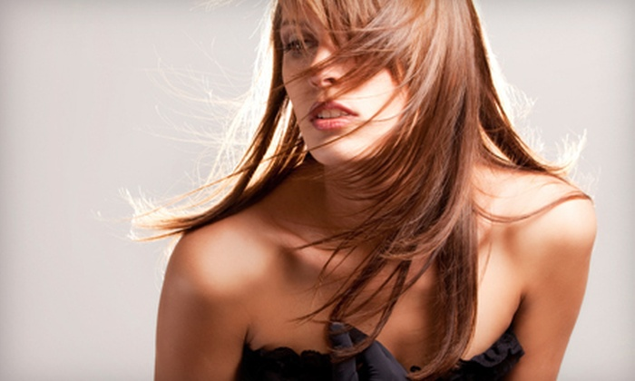 Indulgence Blow Dry Lounge - Mount Kisco: One or Three Blowouts and Deep-Conditioning Treatments at Indulgence Blow Dry Lounge (Up to 77% Off)