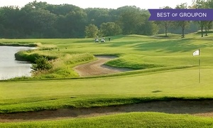 Orchard Valley Golf Course: $55 for an 18-Hole Round of Golf for Two with Cart and Lunch at Orchard Valley Golf Course ($150 Value)