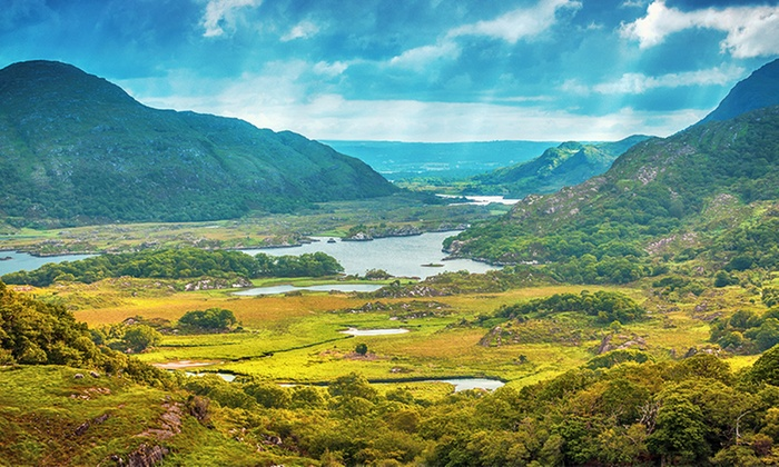 8- or 10- Day Ireland Vacation w/Air from Great Value Vacations