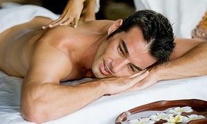 Tryp Spa at TRYP Hotel: 60-Minute Full-Body Massage with Optional Foot Reflexology for One or Two at TRYP Spa at TRYP Hotel (Up to 69% Off)