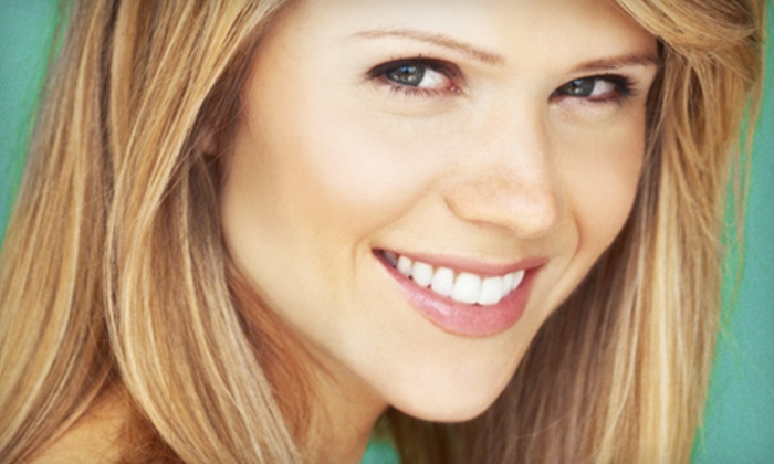 Bello Salon - Cleveland: Haircut with Partial Highlights and Style, or a Brazilian Blowout at Bello Salon (Up to 70% Off)