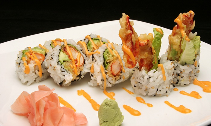 Yotsuba - West Bloomfield: $27 for $40 Worth of Sushi, Japanese Food, and Drinks for Dinner at Yotsuba, West Bloomfield