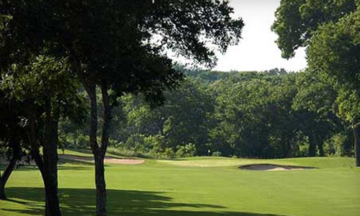 Onion Creek Club - Onion Creek: 18-Hole Round of Golf on a Weekday or Weekend or a One-Day Club Membership for Two at Onion Creek Club (Up to 54% Off)