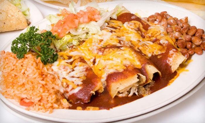 Iguana Wanna - Stockton: $15 for $30 Worth of Mexican Food at Iguana Wanna