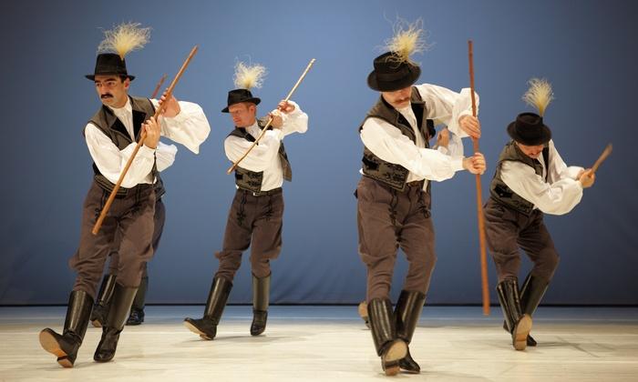 Hungarian State Folk Ensemble - Stamford: Hungarian State Folk Ensemble at Stamford's Palace Theatre on November 7, at 7:30 p.m. (Up to 46% Off)