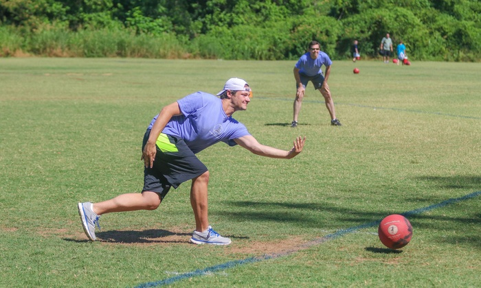 Go Kickball Charlotte - Multiple Locations: $39 for a Fall Kickball League Registration for One with Go Kickball Charlotte ($70 Value). 2 Options
