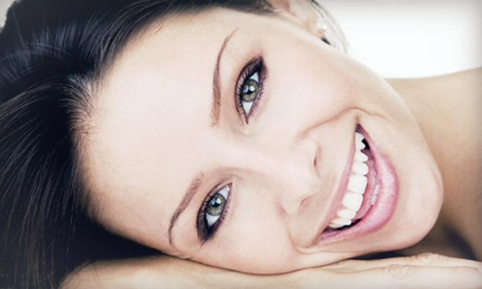 Dr. Tyson Lebedoff D.M.D. - Castle Creek: Dental Exam, X-ray, and Cleaning with Optional Teeth Whitening from Dr. Tyson Lebedoff D.M.D. (Up to 72% Off)