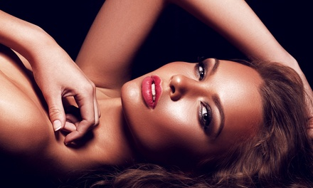 One or Three Sessions of Full Body Spray Tan at Plush Tan