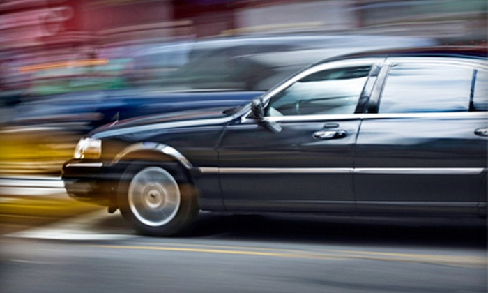 Elite Transportation Service - Dallas: One-Way Transportation to Airport from Elite Transportation Service (Up to 51% Off). Two Options Available.