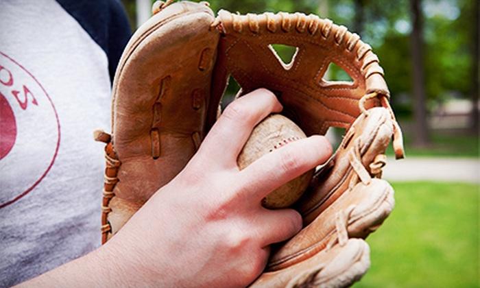 Alaska Baseball Development Program - Multiple Locations: Weeklong Baseball Camp for Kids Aged 7–14 at Alaska Baseball Development Program (Up to 78% Off)