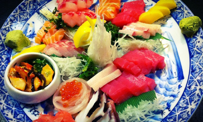 Midori Fusion - Mequon: $15 for $30 Worth of Japanese Cuisine at Midori Fusion in Mequon