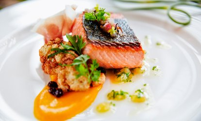 image for Up to £40 Toward Fusion Food at Zaman Lounge (50% Off)