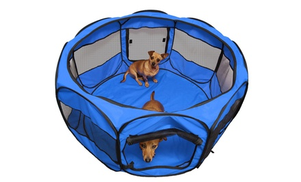Portable Pet Playpen