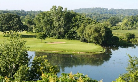 18 Holes of Golf with Range Balls for Two or Four at Cannon Golf Club (Up to 48%Off)