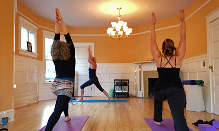 The Float Shoppe - Northwest District: $39 for One Month of Unlimited Yoga Classes at The Float Shoppe ($99 Value)