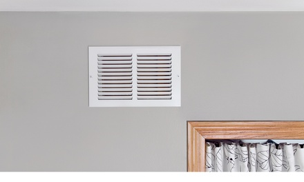 Air-Duct Cleaning and Furnace Checkup with Optional Dryer Vent Clean from Nikon Duct and Carpet (Up to 86% Off)