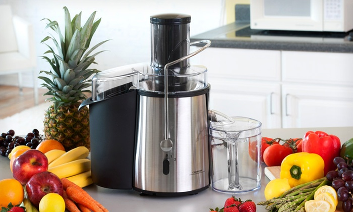 Cookinex Kung Fu Two-Speed Juice Extractor: $44.99 for Cookinex Kung Fu Two-Speed Juice Extractor  ($124.99 List Price). Free Shipping and Returns.