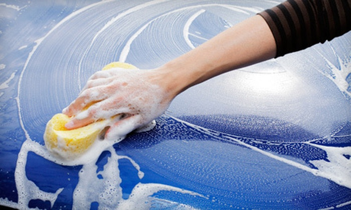 Green Valley Hand Car Wash & Detail Center - Green Valley North: Three Silver Service Hand Auto Washes or $49 for $100 Worth of Detailing at Green Valley Hand Car Wash & Detail Center in Henderson