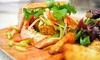 Darn Good Food - Financial District: $35 for a Healthy Meal for Two for Dine-In or Takeout at Darn Good Food ($43.90 Value)