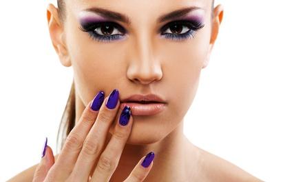 Manicure con ricostruzione unghie in gel
