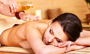 Reach for the Stars Massage Therapy: One or Three Thai Massages or One TMJ Disorder Massage at Reach for the Stars Massage Therapy (Up to 62% Off)