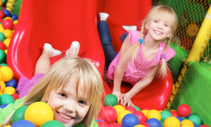 Indoor-Playground Visits or Party at Adventure Playland (Up to 50% Off). Nine Options Available.