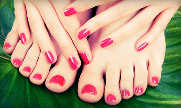 Absolutely Beautiful You - Ocala: Mani-Pedi, Two Classic Pedicures, or Two Signature Spa Pedicures with a Mask at Absolutely Beautiful You (Up to 54% Off)