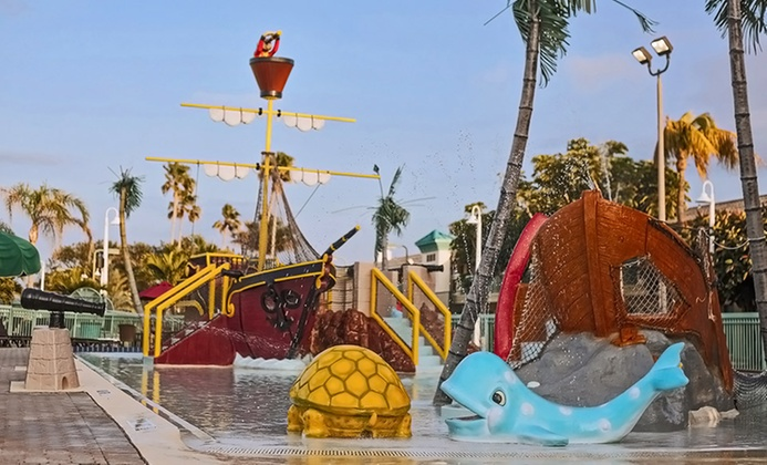 Beachfront Resort on Florida's Atlantic Coast