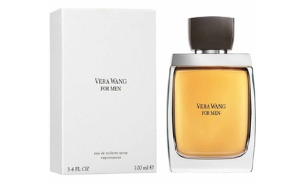 Vera Wang for Men 100ml EDT from £21.98 (Up to 66% Off)