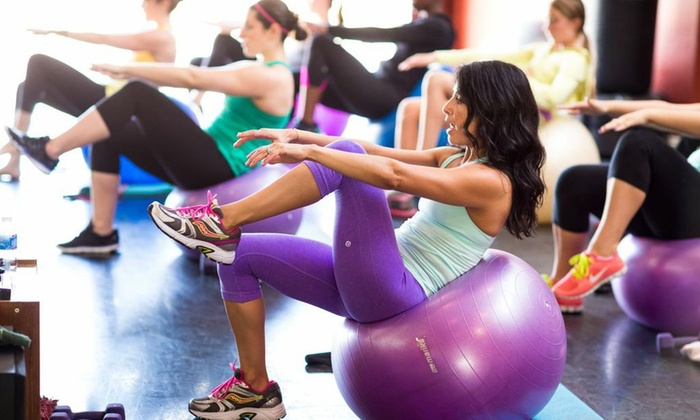 SandyCampyFitness - SC Fitness: One or Two Months of Unlimited Fitness Classes at SandyCampyFitness (Up to 79% Off)