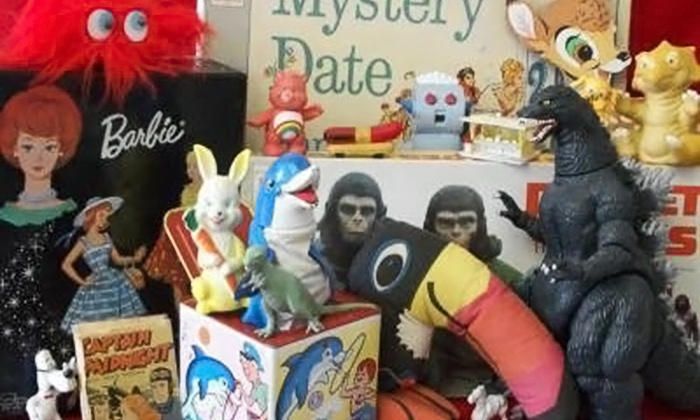 Collectors Supershow - Northglenn: Collectors Supershow Doll-and-Toy Expo for Two, Four, or Six on April 26 at 11 a.m. (50% Off)