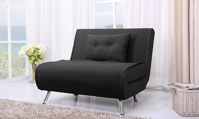 Poltrona letto groupon goods - Poltrona letto comoda ...