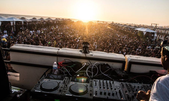 Sundown Music Festival with Erick Morillo - Huntington State Beach: Wet Electric Sundown Music Festival with Erick Morillo at Huntington State Beach on Saturday, Sept. 19 (Up to 26% Off)
