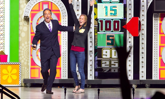 "The Price is Right Live! Stage Show - NJPAC: ""The Price Is Right Live!"" Stage Show on Saturday, October 31, at 12 p.m."