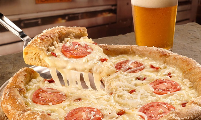 Mellow Mushroom - Orlando: $10 for $20 Worth of Pizza and American Microbrews at Mellow Mushroom