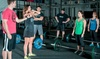 CrossFit New Strength - Vista Villages: One Month of Unlimited Fitness Classes for One or Two at CrossFit New Strength (Up to 72% Off)
