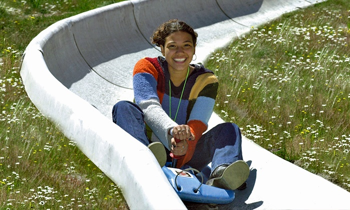 Mt. Hood Adventure Park at Skibowl - Mount Hood: Two or Four Half-Day Adventure Passes at Mt. Hood Adventure Park at Skibowl (50% Off)