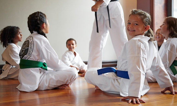 Bay Jiu-Jitsu - Multiple Locations: 8 or 16 Beginner's Jiu-Jitsu Classes for a Child Age 4–14 at Bay Jiu-Jitsu (84% Off)