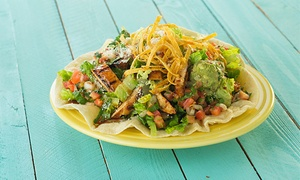 Costa Vida Fresh Mexican Grill: Mexican Food at Costa Vida Fresh Mexican Grill (Up to 45% Off)